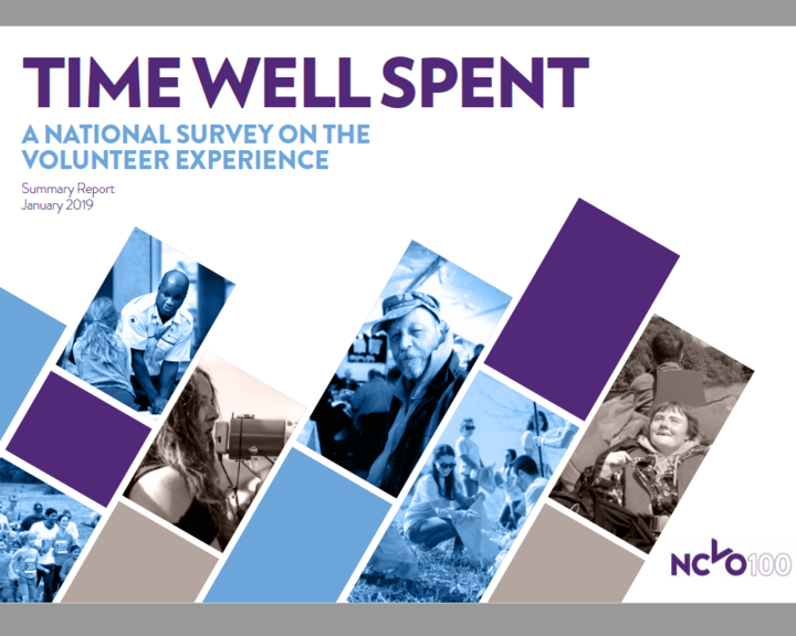 Time Well Spent: A National Survey on the Volunteering Experience