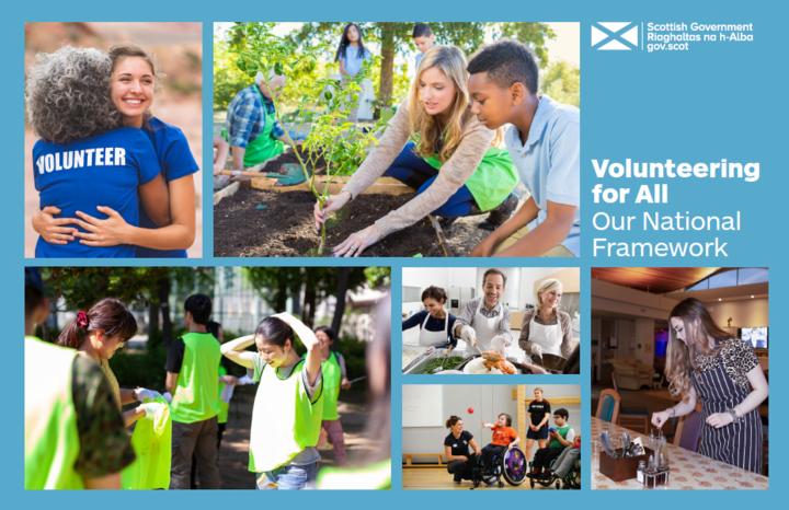 Volunteering for All: national framework