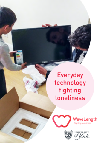 Everyday technology fighting loneliness