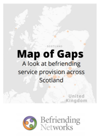 Launching the Befriending Map of Gaps 2020