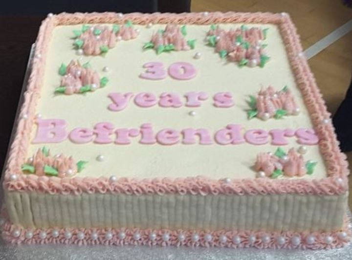 #BefriendingIs Still Making a Difference after 30 Years with Befrienders SCIO, Argyll & Bute