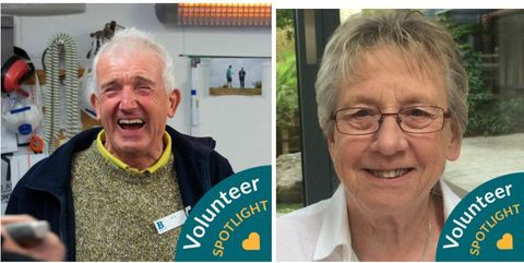 #BefriendingIs Volunteering with Community Companions, St Barnabas House, West Sussex