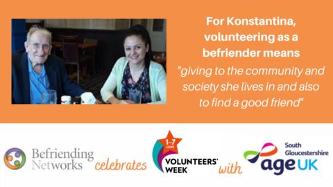 Volunteers' Week in Review